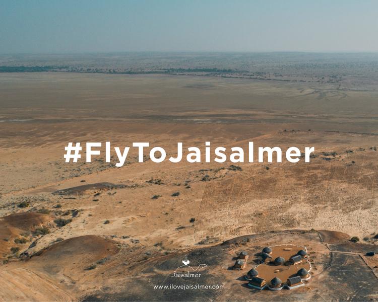 #FlyToJaisalmer3